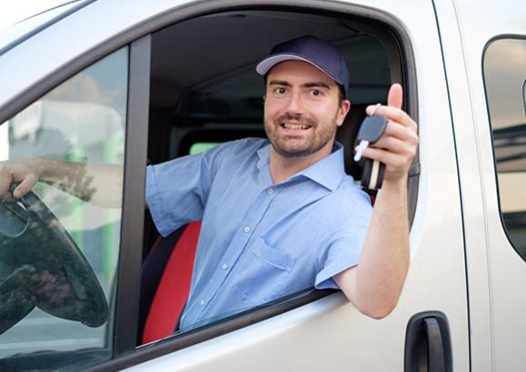 location véhicule avec chauffeur